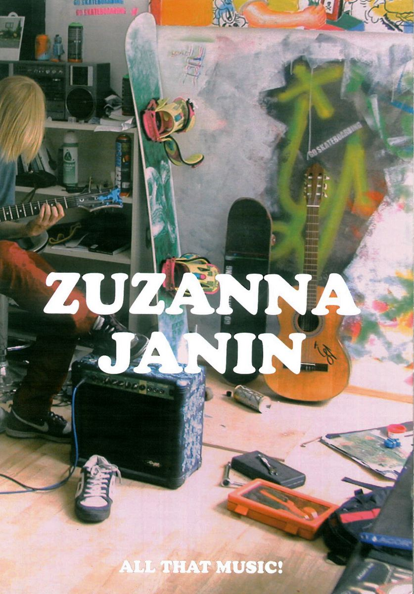 Zuzanna Janin All that music  zdjęcie
